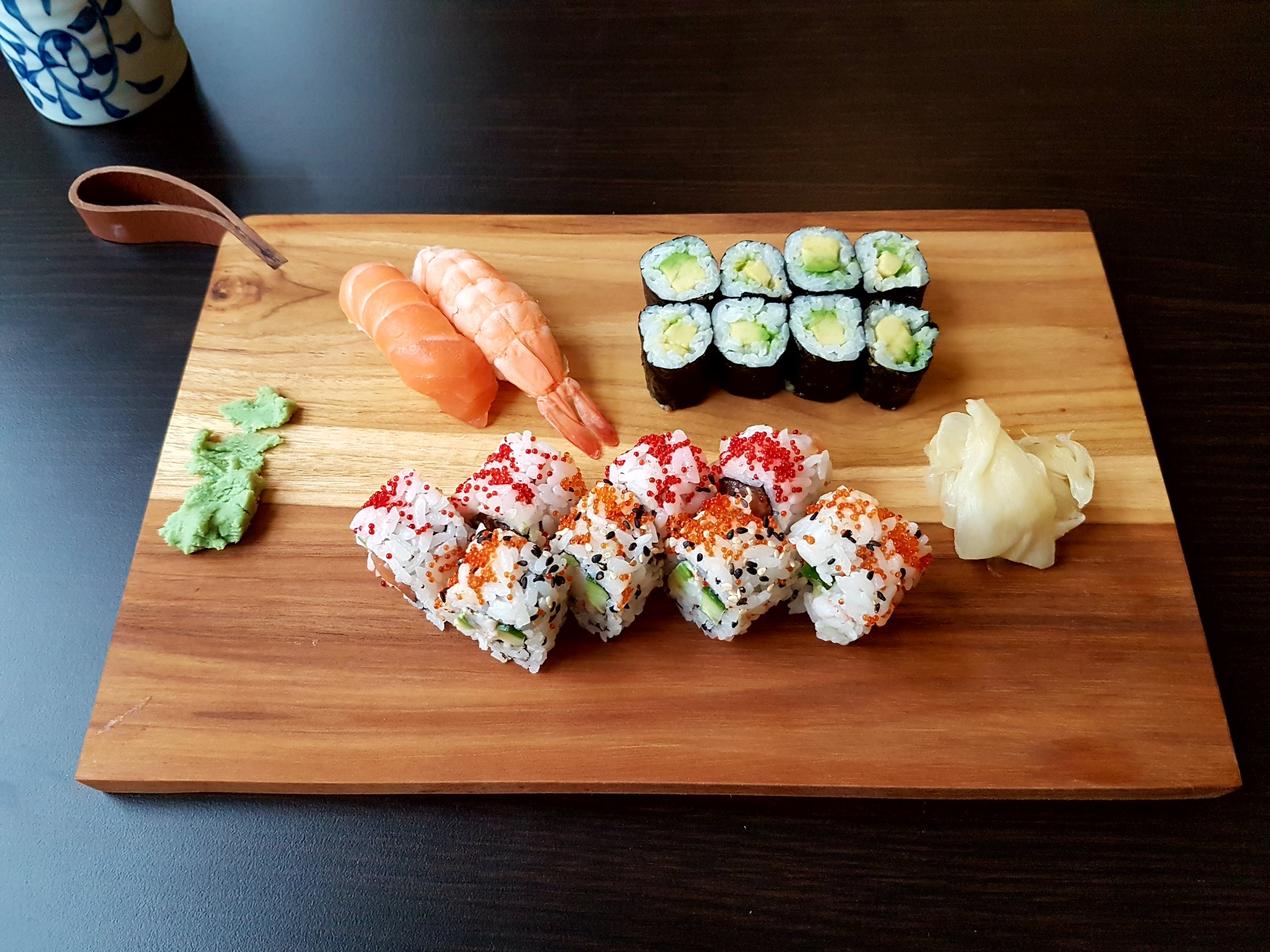 Frokost, Sushi, Lunch